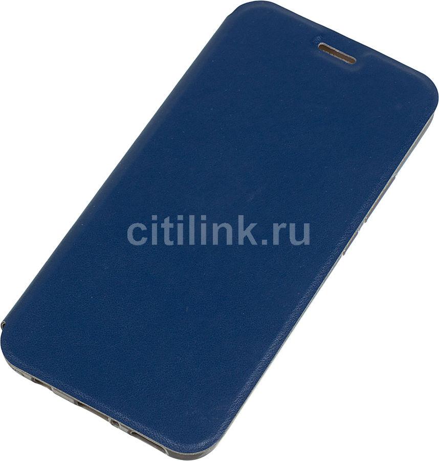 Чехол (флип-кейс) GRESSO Atlant, для Huawei Mate 20 Lite, синий [gr15atl146]