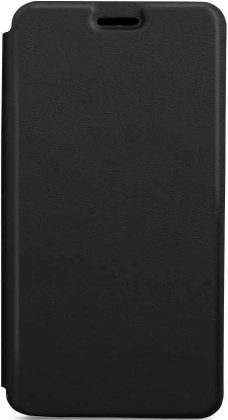 Чехол (флип-кейс) GRESSO Gresso Atlant, для Samsung Galaxy J2 (2018), черный [gr15atl073]