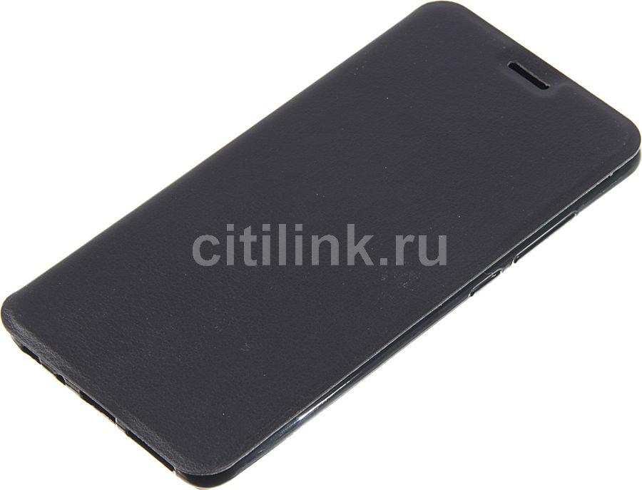 Чехол (флип-кейс) GRESSO Atlant, для Xiaomi Redmi Note 5, черный [gr15atl092]