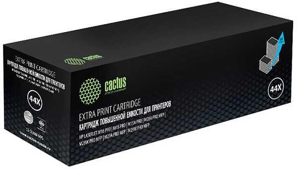 Картридж CACTUS CS-CF244X-MPS, черный
