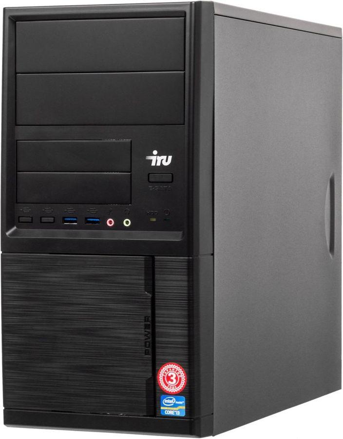 Компьютер  IRU Home 228,  AMD  A10  9700,  DDR4 4Гб, 1000Гб,  AMD Radeon R7,  Free DOS,  черный [1129934]