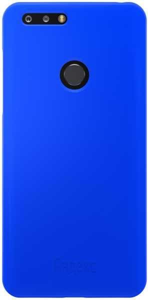 Чехол (клип-кейс) ЯНДЕКС Liquid Silicon Case, для Яндекс Телефон, синий [yp-clsil18r/blu]