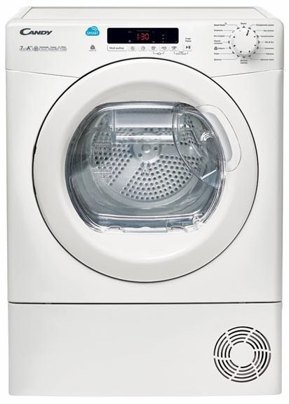Сушильная машина CANDY CS4 H7A1DE-07 белый