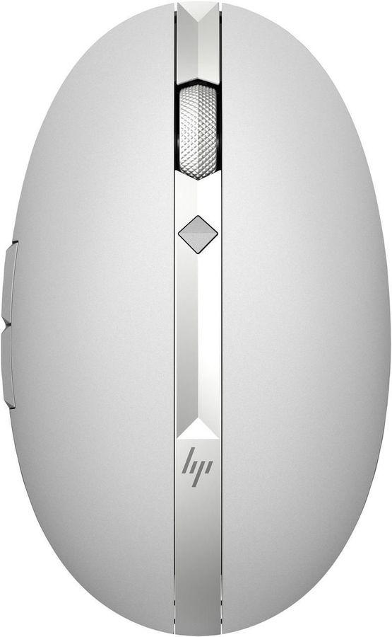 Мышь HP Spectre 700, лазерная, беспроводная, USB, серебристый [3nz71aa]