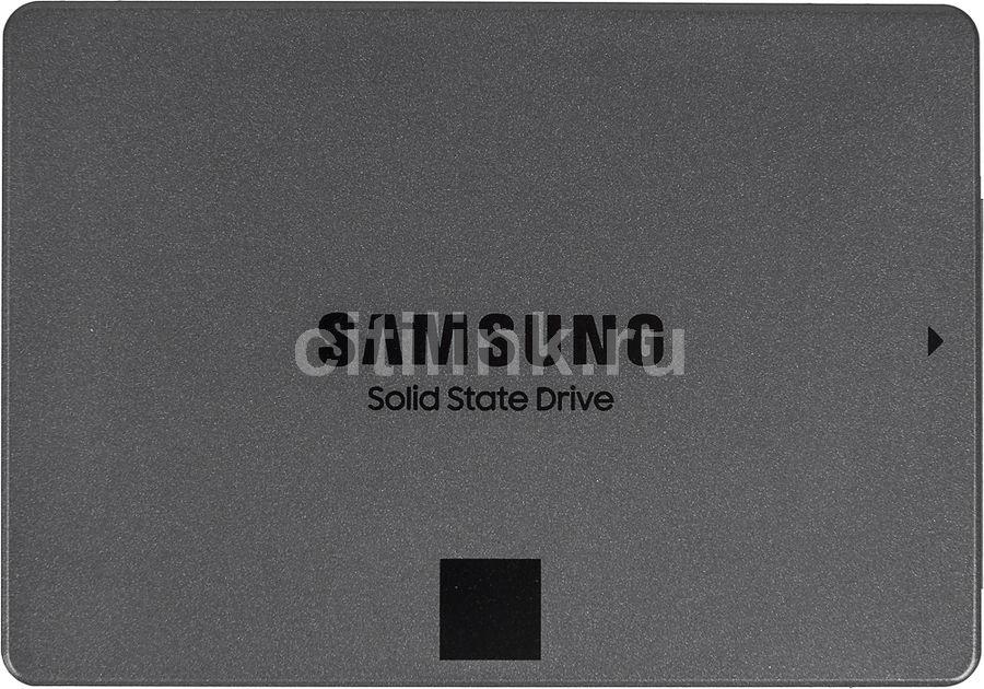 "SSD накопитель SAMSUNG 860 QVO MZ-76Q1T0BW 1Тб, 2.5"", SATA III"