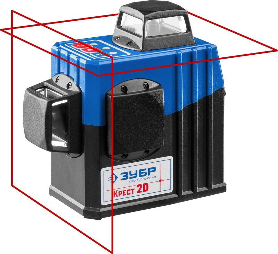 Лазерный нивелир ЗУБР 34907