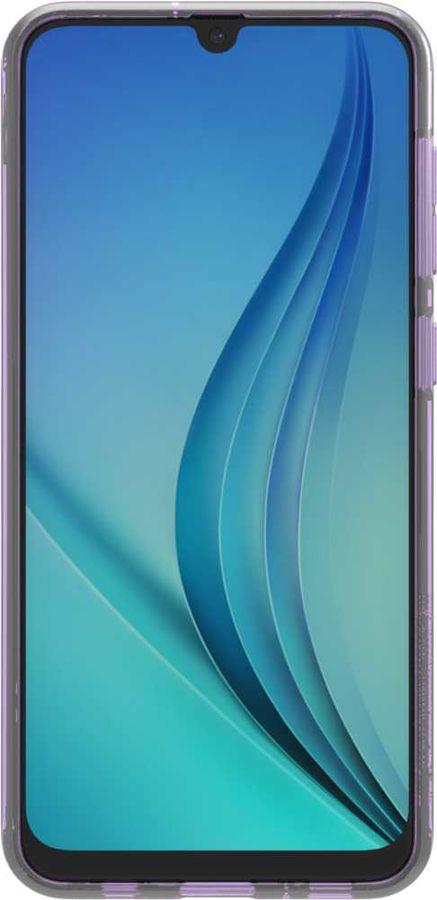 Чехол (клип-кейс) SAMSUNG Araree A Cover, для Samsung Galaxy A50, фиолетовый [gp-fpa505kdaer]