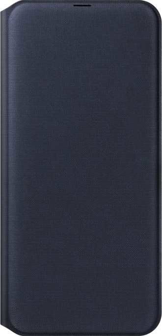 Чехол (флип-кейс) SAMSUNG Wallet Cover, для Samsung Galaxy A30, черный [ef-wa305pbegru]