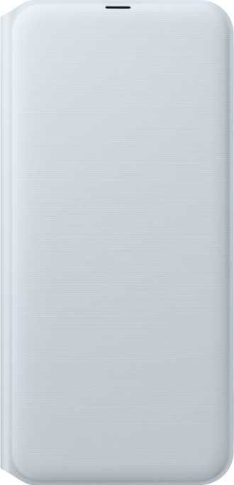 Чехол (флип-кейс) SAMSUNG Wallet Cover, для Samsung Galaxy A30, белый [ef-wa305pwegru]