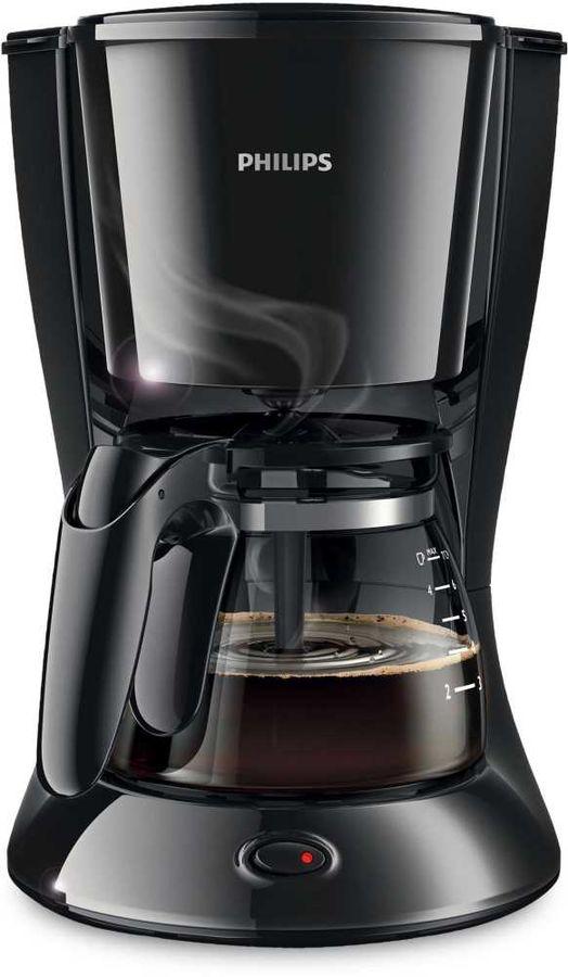 Кофеварка PHILIPS HD7433/20,  капельная,  черный