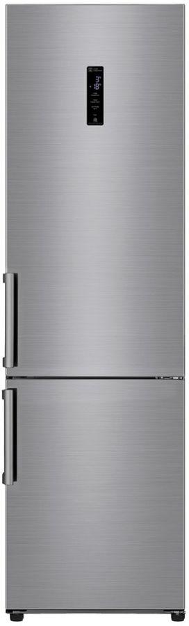 Холодильник LG GA-B509BMDZ,  двухкамерный, серебристый