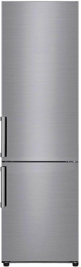Холодильник LG GA-B509BMJZ,  двухкамерный, серебристый