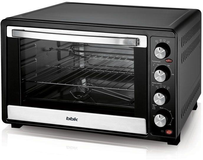 Мини-печь BBK OE5562MC,  черный