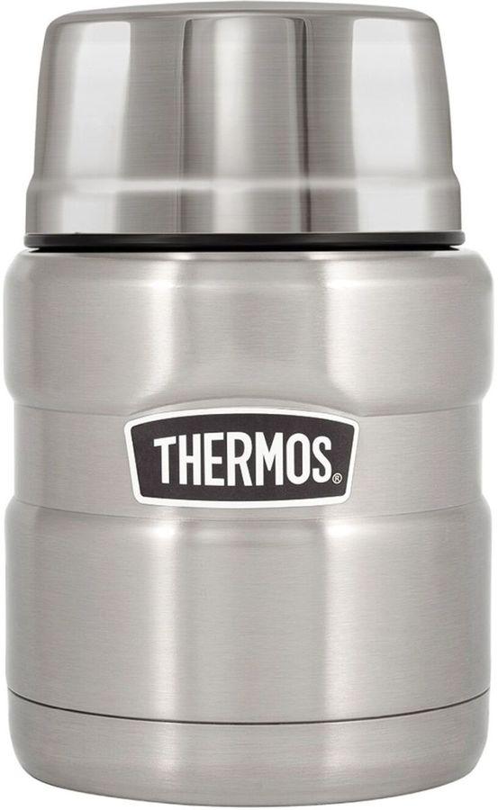 Термос THERMOS SK 3000 SBK Stainless, 0.47л, серебристый