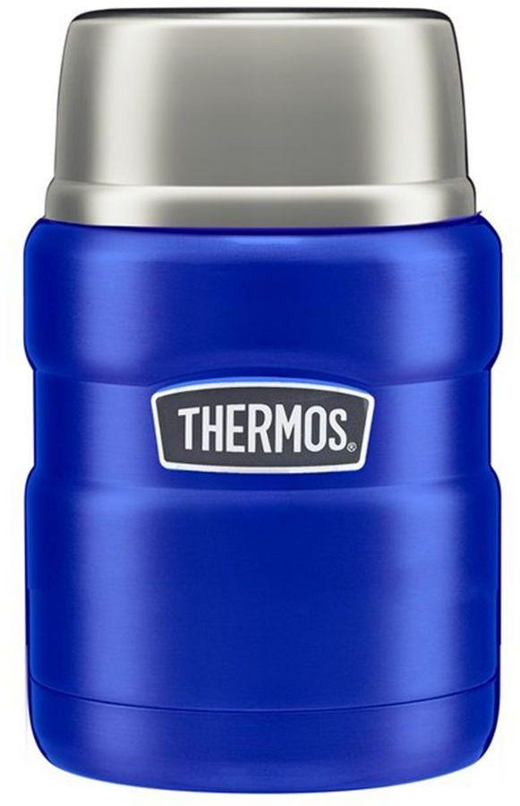 Термос THERMOS SK 3000 BL Royal Blue, 0.47л, синий