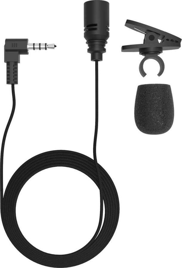 Микрофон RITMIX RCM-102,  черный [80000074]