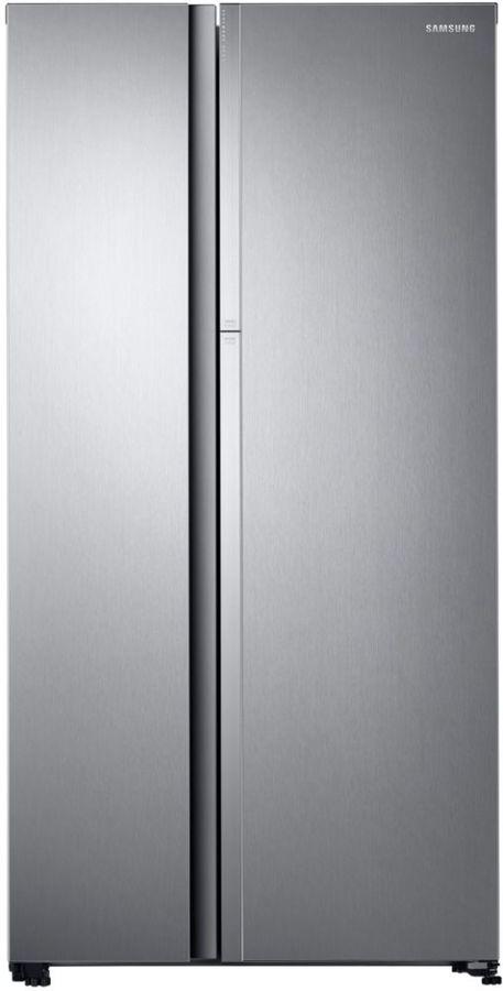 Холодильник SAMSUNG RH62K6017S8,  двухкамерный, нержавеющая сталь [rh62k6017s8/wt]