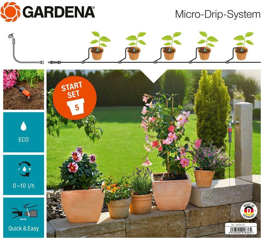 Набор полива Gardena 13000-34.000.00