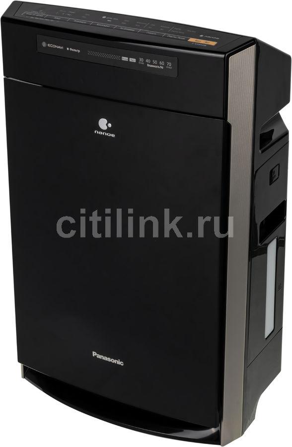Воздухоочиститель PANASONIC F-VXR50R-K,  черный [20333]