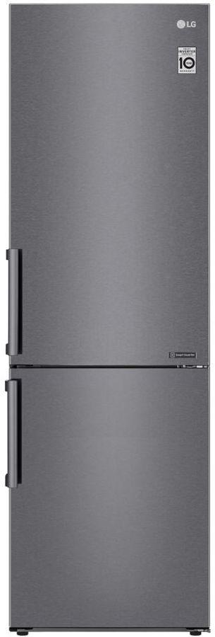 Холодильник LG GA-B459BLCL,  двухкамерный, графит темный