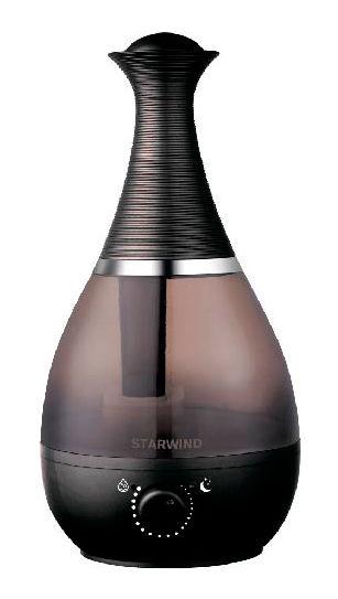 Увлажнитель воздуха STARWIND SHC1223,  темно-коричневый