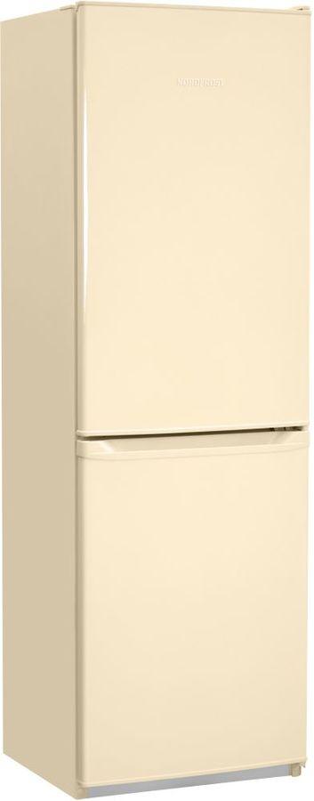 Холодильник NORDFROST NRB 119 732,  двухкамерный, бежевый [00000256555]