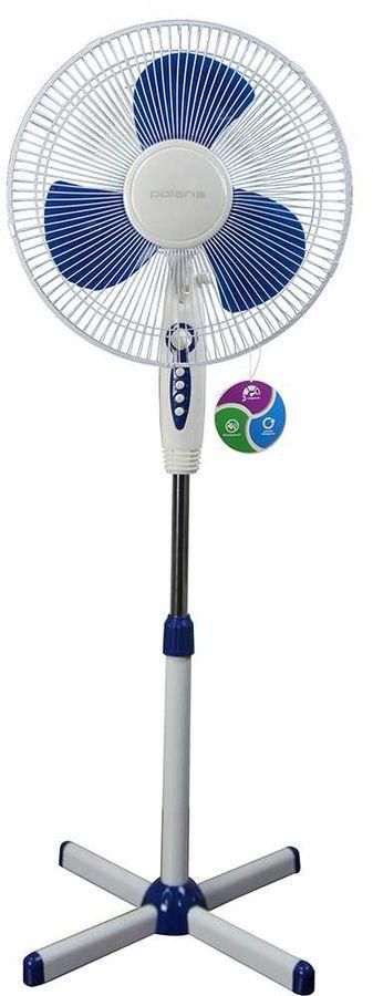 Вентилятор напольный POLARIS PSF 0940,  белый