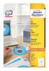 Этикетки Avery Zweckform CD/DVD L6015-25 A4/196г/м2/50л./белый самоклей. для лазерной печати вид 3