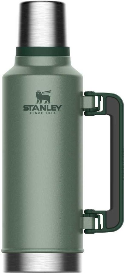 Термос STANLEY The Legendary Classic Bottle, 1.9л, зеленый