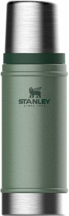 Термос STANLEY The Legendary Classic Bottle, 0.47л, зеленый