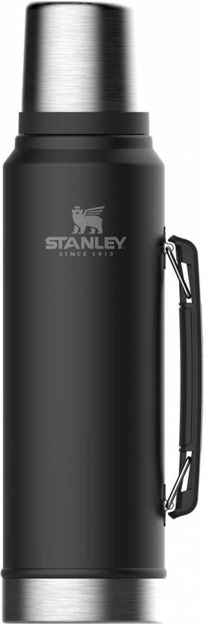 Термос STANLEY The Legendary Classic Bottle, 1л, черный