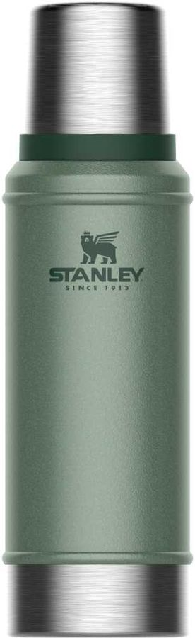 Термос STANLEY The Legendary Classic Bottle, 0.75л, зеленый
