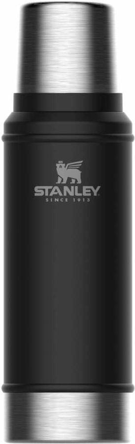 Термос STANLEY The Legendary Classic Bottle, 0.75л, черный