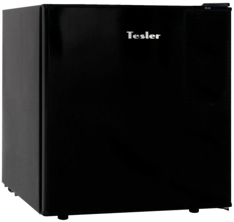 Холодильник TESLER RC-55,  однокамерный, черный