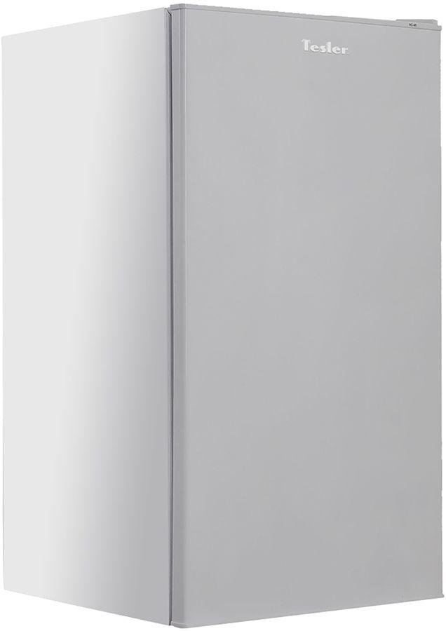 Холодильник TESLER RC-95,  однокамерный, серебристый