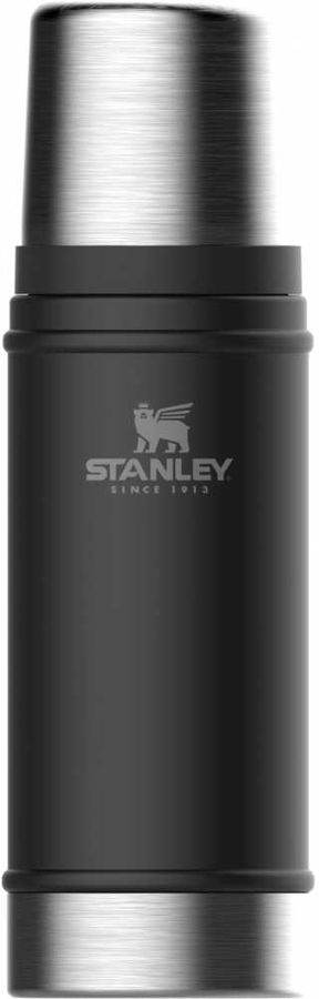 Термос STANLEY The Legendary Classic Bottle, 0.47л, черный