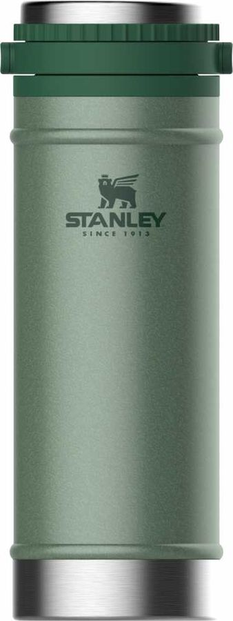 Термокружка STANLEY The Travel Mug French Press, 0.47л, зеленый