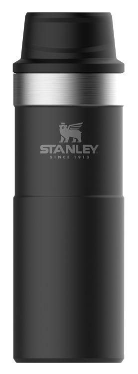 Термокружка STANLEY The Trigger-Action Travel Mug, 0.47л, черный