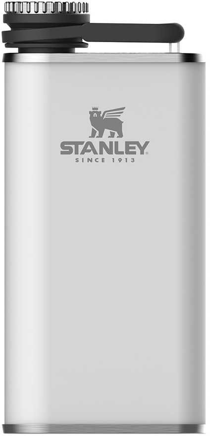 Фляга STANLEY The Easy-Fill Wide Mouth Flask, 0.23л, белый