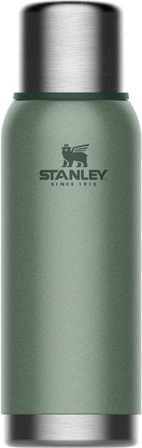 Термос STANLEY Adventure Bottle, 1л, зеленый