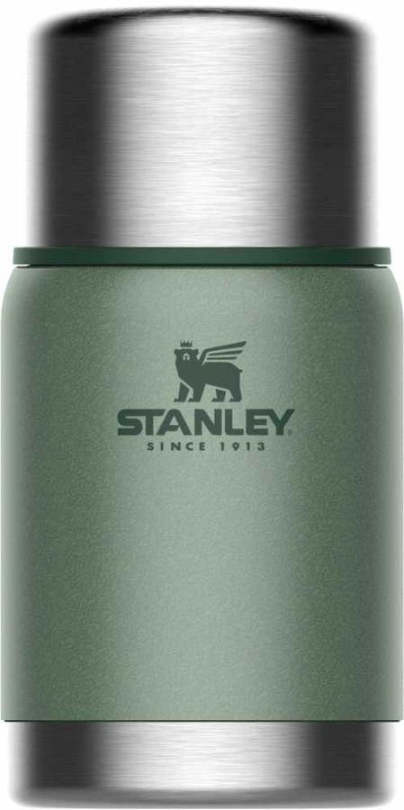 Термос STANLEY Adventure Vacuum Food Jar, 0.7л, зеленый