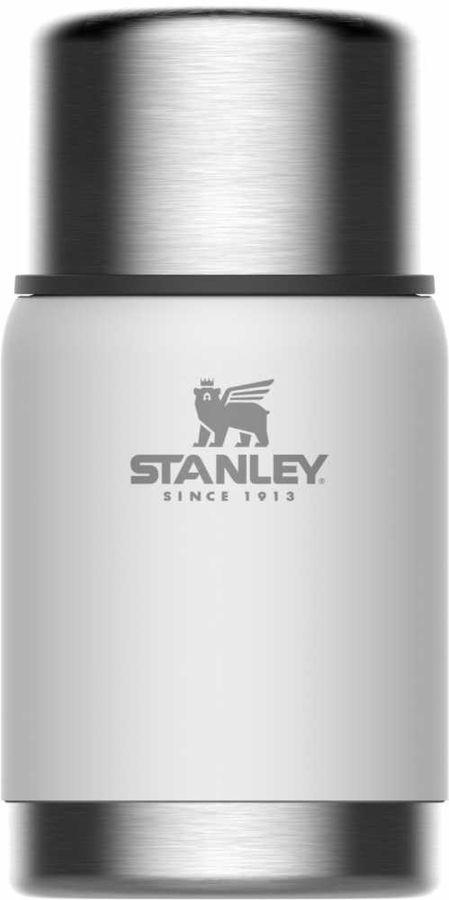 Термос STANLEY Adventure Vacuum Food Jar, 0.7л, белый