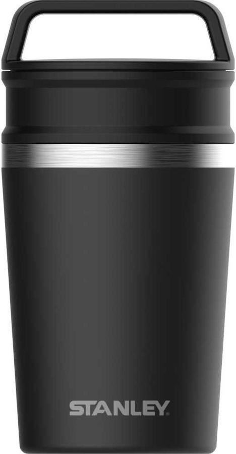 Термостакан STANLEY Adventure Vacuum Mug, 0.23л, черный