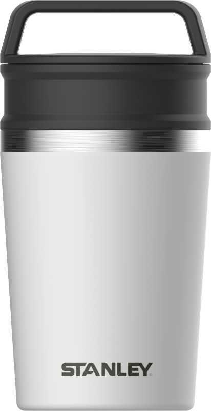 Термостакан STANLEY Adventure Vacuum Mug, 0.23л, белый
