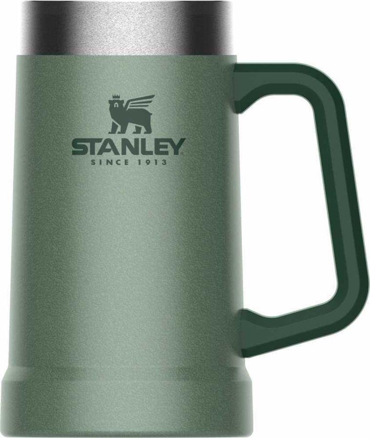 Термокружка STANLEY Adventure Vacuum Stein, 0.7л, зеленый