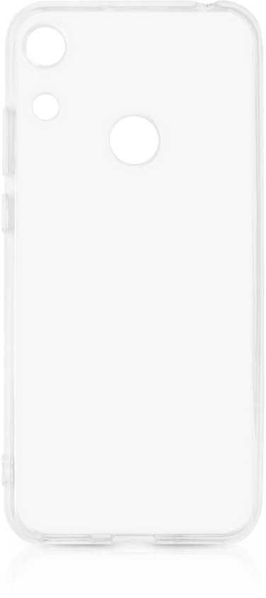 Чехол (клип-кейс) DF hwCase-73, для Huawei Honor 8A, прозрачный