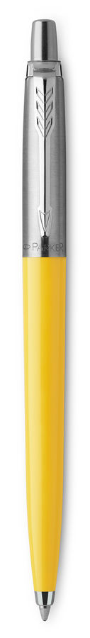 Ручка шариковая Parker Jotter Color (2076056) желтый M синие чернила блистер