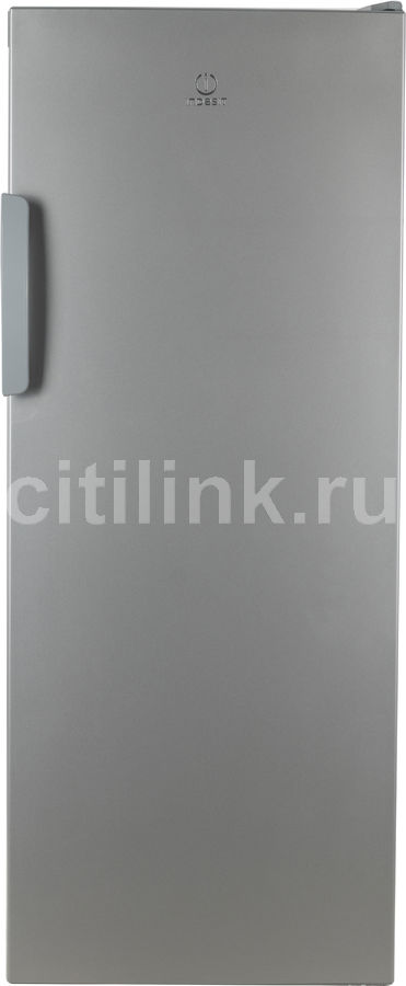 Морозильная камера INDESIT DFZ 4150.1 S,  серебристый [157615]