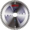 Пильный диск ЗУБР Точный-МУЛЬТИ рез усиленный,  по алюминию,  250мм [36907-250-30-80] вид 1