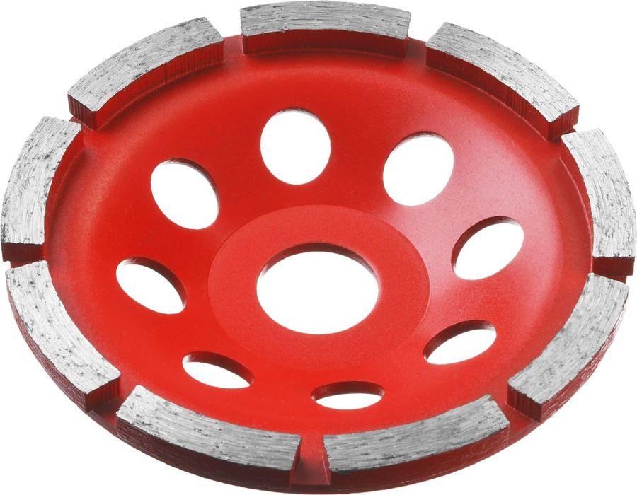 Чашка ЗУБР 33377-125,  по бетону,  125мм